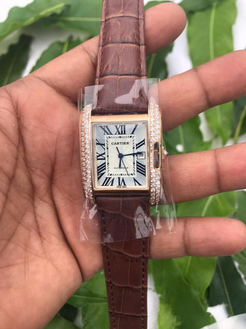 CARTIER WOMEN WATCHES.