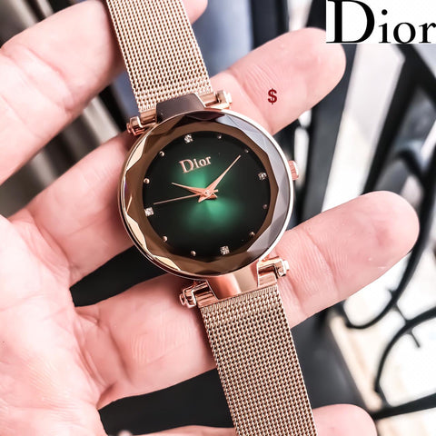 DIOR WOMEN WATCH.