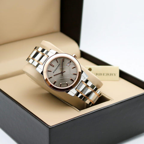 BURBERRY WOMEN WATCH.