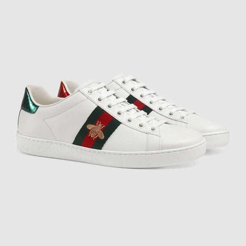Gucci White Bee