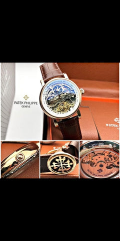 Patek Philippe Skeleton Tourbillon Geneve