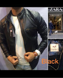 Zara Leather MENS JACKET