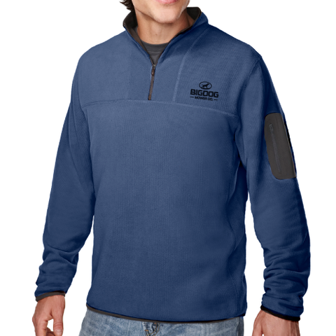 BigDog® Men's Light Weight 1/4 Zip Pullover