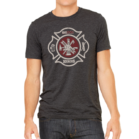 BigDog® Heroes Fire Fighter T-Shirt