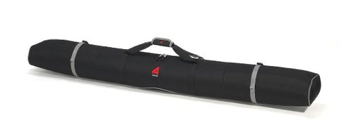 Athalon Padded Single Ski Bag (Black, 155Cm)