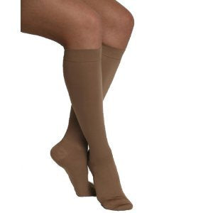 Unisex Medium Support Dress Socks 15 - 20 Mmhg (Large)