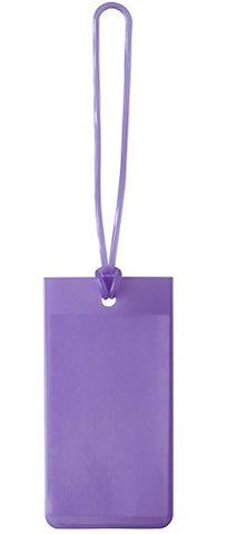 Lewis N. Clark Jelly Tag, Purple - ID97PUR
