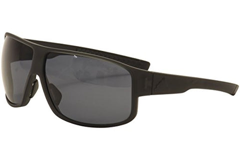adidas Horizor Polarized Square Sunglasses, Coal Matte, 67 mm