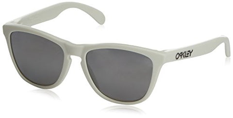 Oakley oOO9013-13 Heaven and Earth White Frogskins Wayfarer Sunglasses Polarise