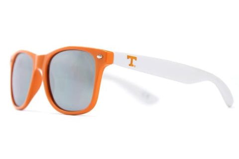 Society43 NCAA Throwbacks - Tennessee Volunteers Orange/White Sunglasses