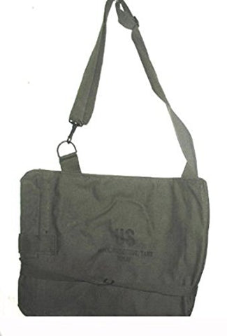 US Military Army Messenger Gas Mask Bag Pouch Pack