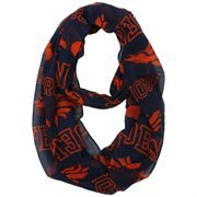 NFL 2014 Womens Love Print Infinity Scarf - Pick Team (Denver Broncos)