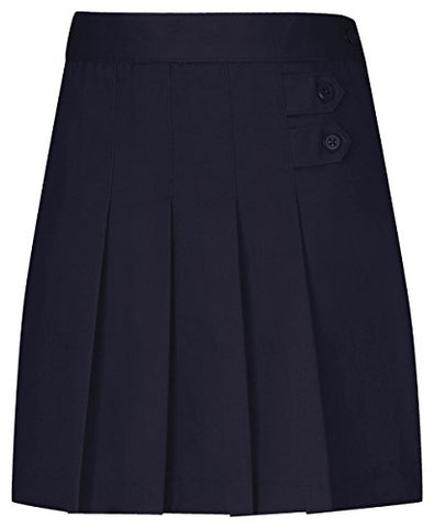 Classroom Uniforms Girls Pleated Tab Scooter_Dark Navy_10