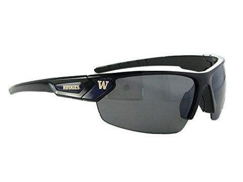 Washington Huskies Black Purple Mens Womens Sport Sunglasses UW S12JT