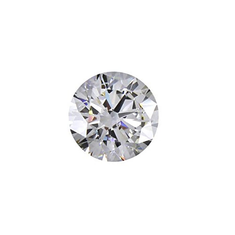 Jewel Zone US 0.16ct H-SI2 Round Cut Genuine Loose Diamond