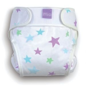 Bambino Mio Miosoft Nappy Cover - Cool Stars - Medium