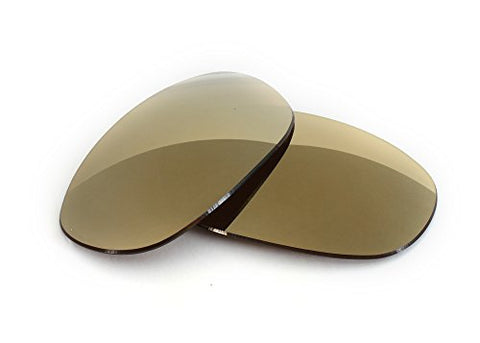 FUSE Lenses for Wiley X Airrage Bronze Mirror Tint Replacement Lenses