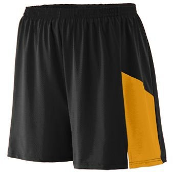 Sprint Short Adult - Black Gold - Small
