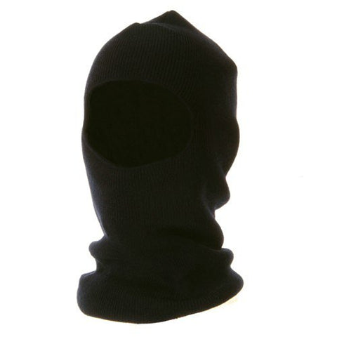 Fleece Lined Face Mask - Navy