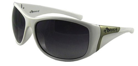 Anarchy Melee Sunglasses - White