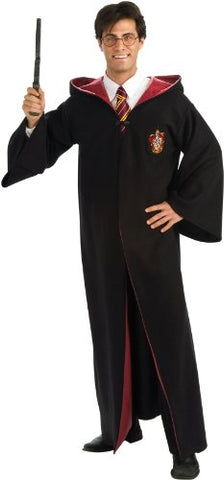 Deluxe Harry Potter Robe Costume - Standard - Chest Size 42