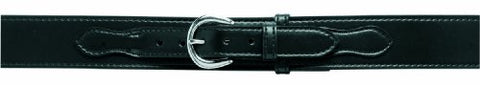 Safariland 146 Border Patrol Style Duty Belt, Black, Plain For 42-Inch Waist