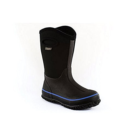 Perfect Storm Kids CLOUD HIGH Black/Blue BOOT, Black/Blue, 13