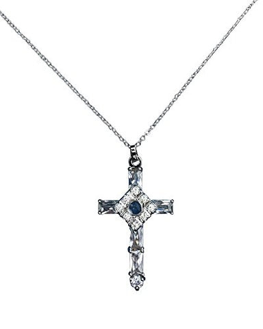 Spanish Lord's Prayer Cross Necklace As Seen on TV El Rezo Del Seor