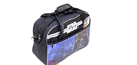Star Wars Darth Vader 17  Duffle Bag and Travel Pouch Bundle