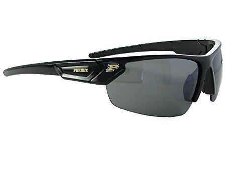 Purdue Boilermakers Black Gold Sport Mens Womens Licensed Sunglasses PU S12JT