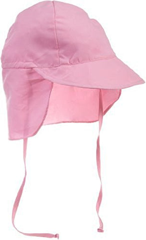 I play Light Pink Flap Hat Toddler Size 2-4 years