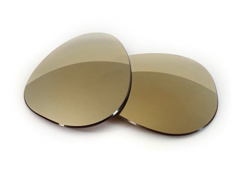 FUSE Bronze Mirror Tint Lenses for Ray-Ban RB3293 (63mm)