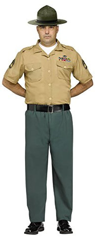 Marine Drill Instructor Adult Costume