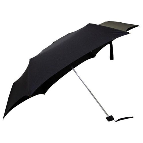 Shed Rain Travel Umbrella 1328/1566 1328/1566 BLACK