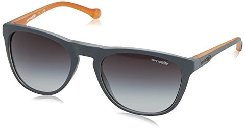 Arnette Moniker Unisex Sunglasses - 2311/8G Matte Grey/Orange/Grey Gradient