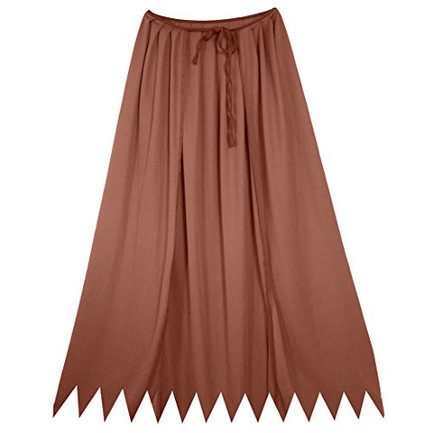 SeasonsTrading 32  Brown Cape ~ Halloween Costume Accessory