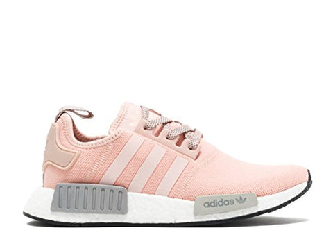 3e59f4c92bf6 Adidas NMD R1 Women Pink Grey White Size 9 W US BY3059 – ibbfashion.com