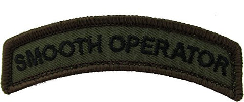 Smooth Operator Tab Patch (Woodland (Forest))