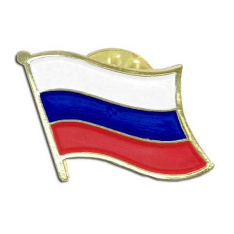 Russian Federation Lapel Pin