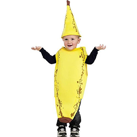 Lil Banana Toddler Costume