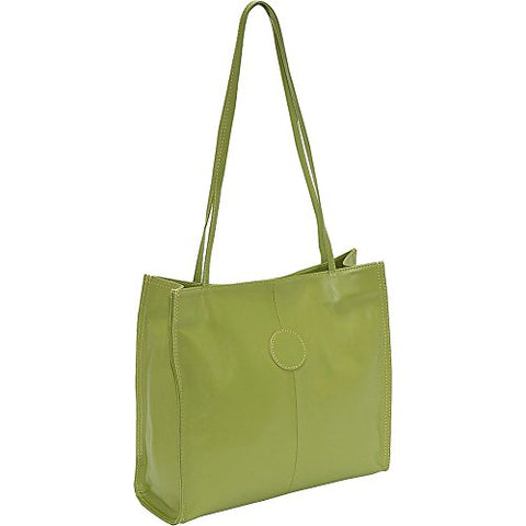 Piel Leather Medium Market Bag -
