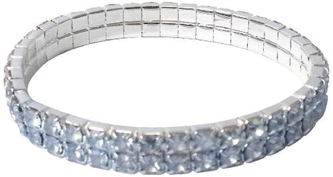 Zorbitz Sun-Litz Bracelet, Blue to Green