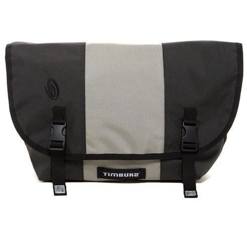 Timbuk2 Classic Messenger Bag - carbon grey/cement/carbon grey, one size
