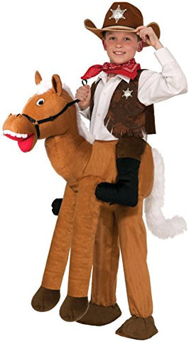 Forum Novelties Ride-A-Horse Costume, One Size
