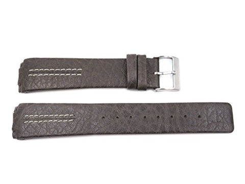 Genuine Leather Watch Strap Replacement for Skagen - 433LGL1, 433LSL1, 433LSLC, 331LSL1