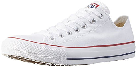 Converse Unisex Chuck Taylor All Star Ox (13 B(M) US Women / 11 D(M) US Men, Optical White)