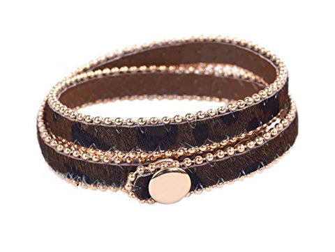 Women Vintage Simulated Horsehair Outdoor Fashion Bracelets Jewelry Gift