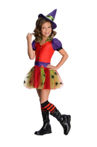 Rubie's Drama Queens Child Witchy Costume - Small (4-6)