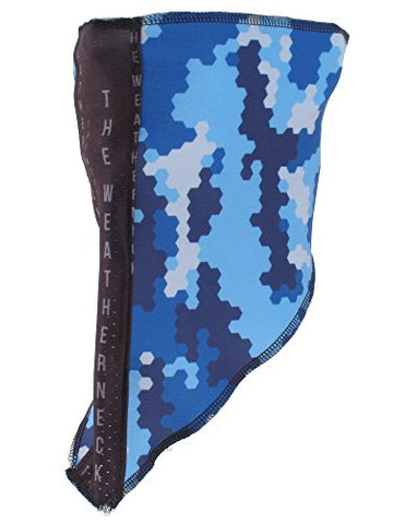 The Weatherneck Camo, Blue