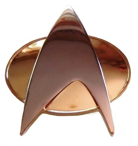 Star Trek The Next Generation Authentic Full Size COMMUNICATOR Metal PIN